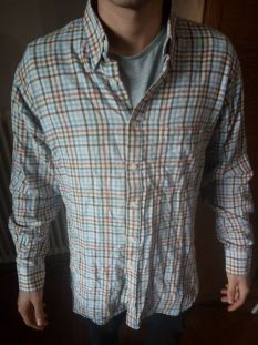 Camicia inglese vintage